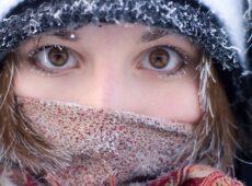 O frio resseca suas lentes?